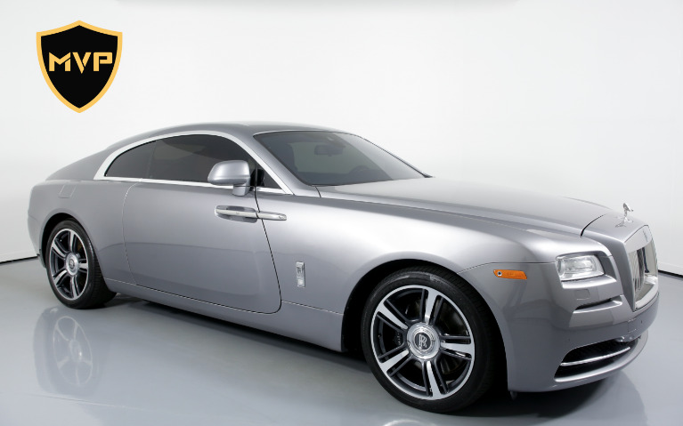 Used 2014 ROLLS ROYCE WRAITH for sale $1,399 at MVP Atlanta in Atlanta GA