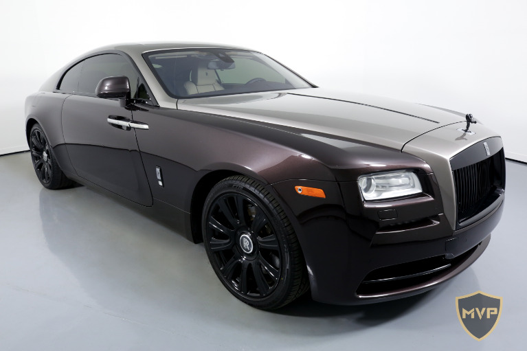 2018 ROLLS ROYCE WRAITH for sale $1,099 at MVP Atlanta in Atlanta GA 30318 2