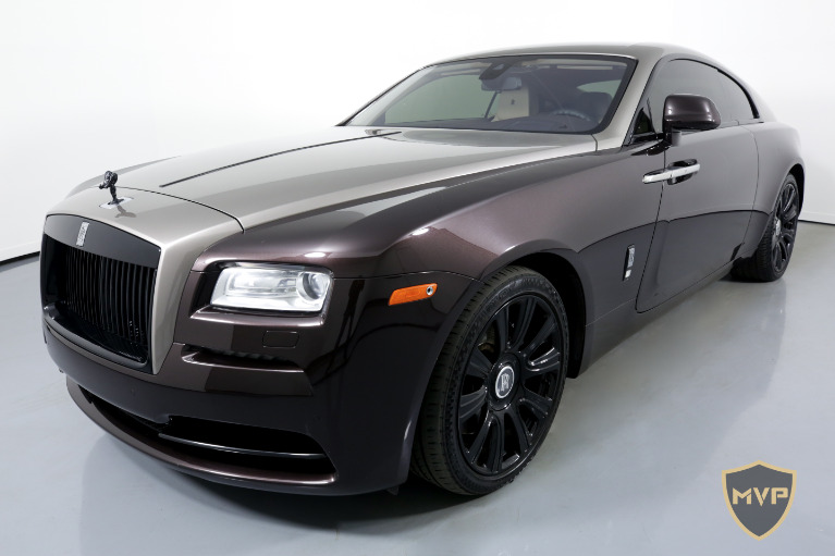 2018 ROLLS ROYCE WRAITH for sale $1,099 at MVP Atlanta in Atlanta GA 30318 4