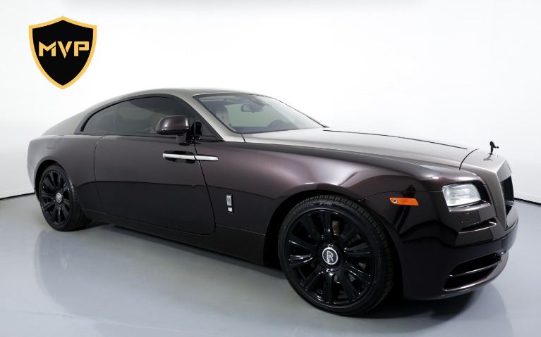 Used 2018 ROLLS ROYCE WRAITH for sale $1,099 at MVP Atlanta in Atlanta GA