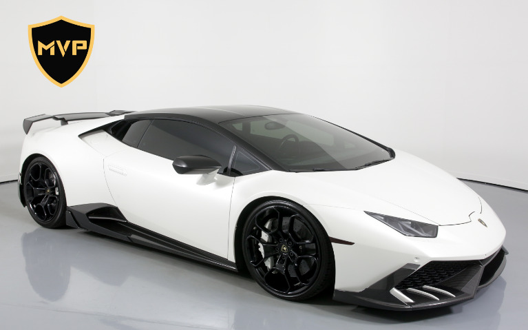 Used 2017 LAMBORGHINI HURACAN LP 580 for sale $1,089 at MVP Atlanta in Atlanta GA
