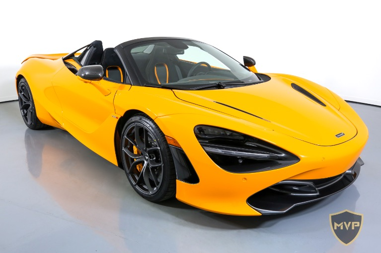 2020 MCLAREN 720S for sale $1,799 at MVP Atlanta in Atlanta GA 30318 3
