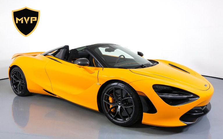 Used 2020 MCLAREN 720S SPIDER for sale $1,799 at MVP Atlanta in Atlanta GA