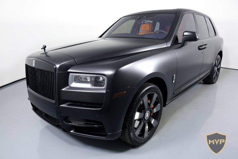 2020 ROLLS ROYCE CULLINAN for sale $2,199 at MVP Atlanta in Atlanta GA 30318 4