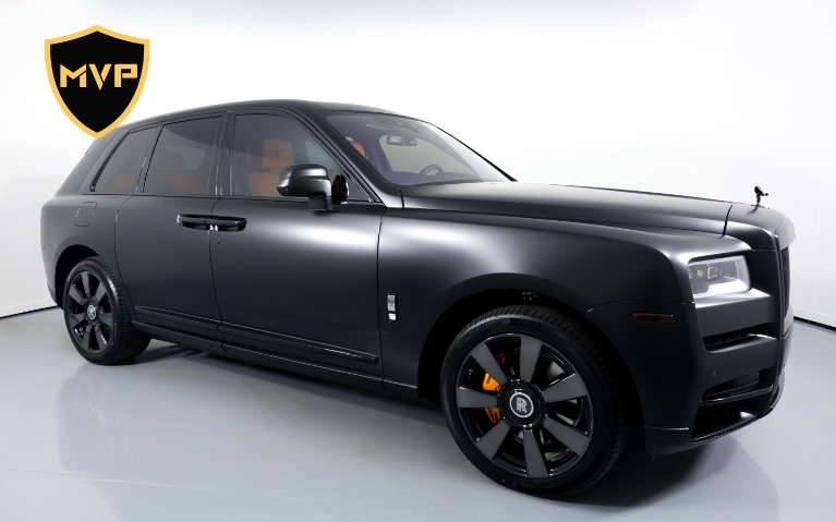 2020 ROLLS ROYCE CULLINAN for sale $2,199 at MVP Atlanta in Atlanta GA 30318 1