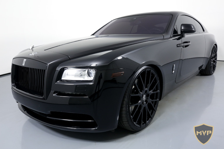 2015 ROLLS ROYCE WRAITH for sale $1,099 at MVP Atlanta in Atlanta GA 30318 4