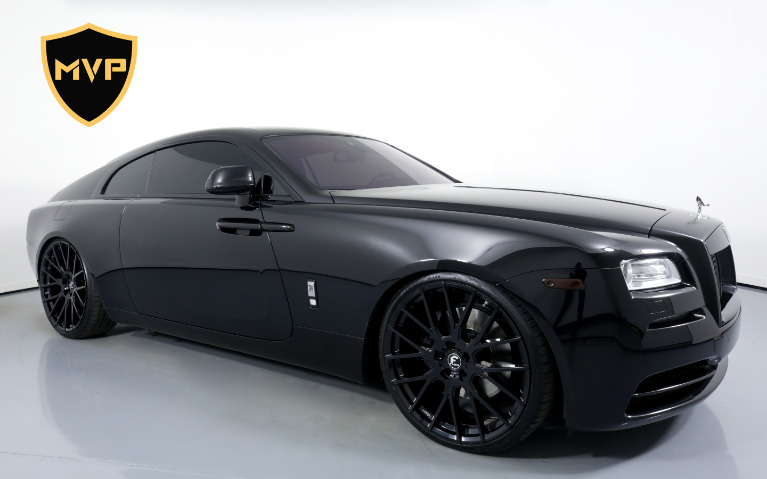 Used 2015 ROLLS ROYCE WRAITH for sale $1,099 at MVP Atlanta in Atlanta GA