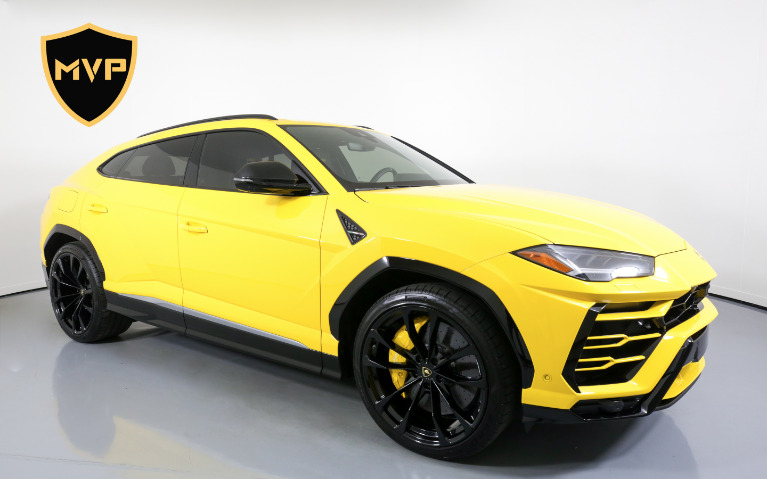 Used 2019 LAMBORGHINI URUS for sale $1,699 at MVP Atlanta in Atlanta GA