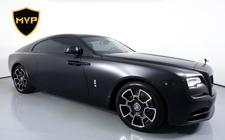 Used 2017 ROLLS ROYCE WRAITH for sale $1,099 at MVP Atlanta in Atlanta GA