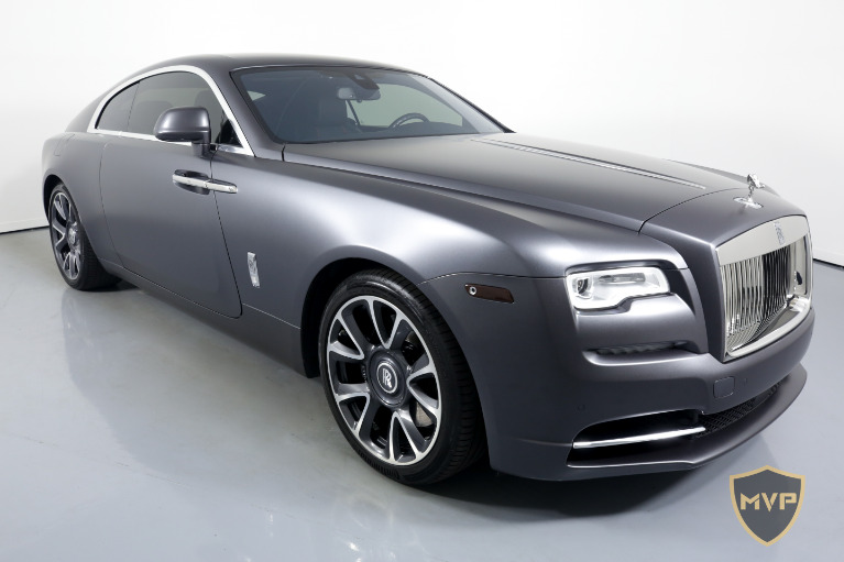2017 ROLLS ROYCE WRAITH for sale $1,399 at MVP Atlanta in Atlanta GA 30318 2