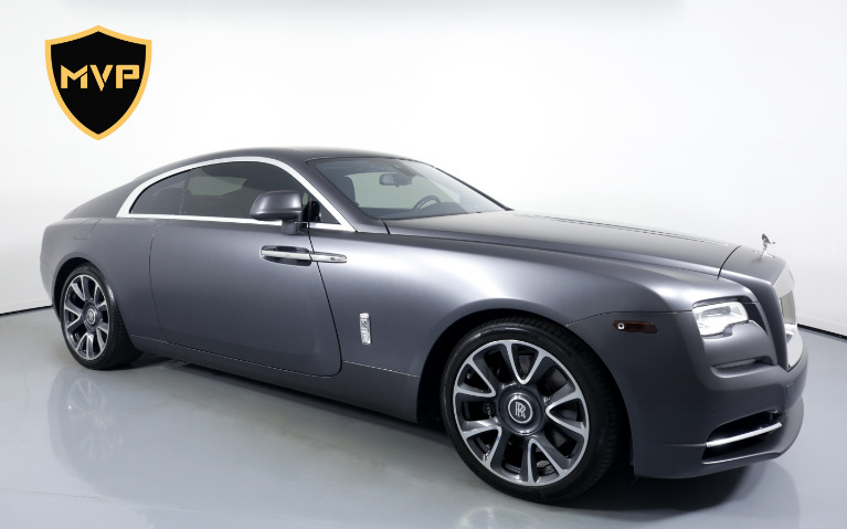 Used 2017 ROLLS ROYCE WRAITH for sale $1,399 at MVP Atlanta in Atlanta GA