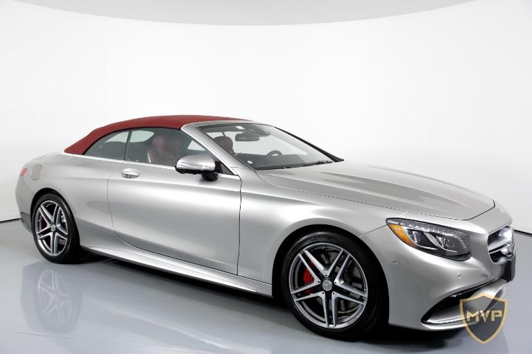 2017 Mercedes-Benz S63 AMG for sale $645 at MVP Atlanta in Atlanta GA 30318 2