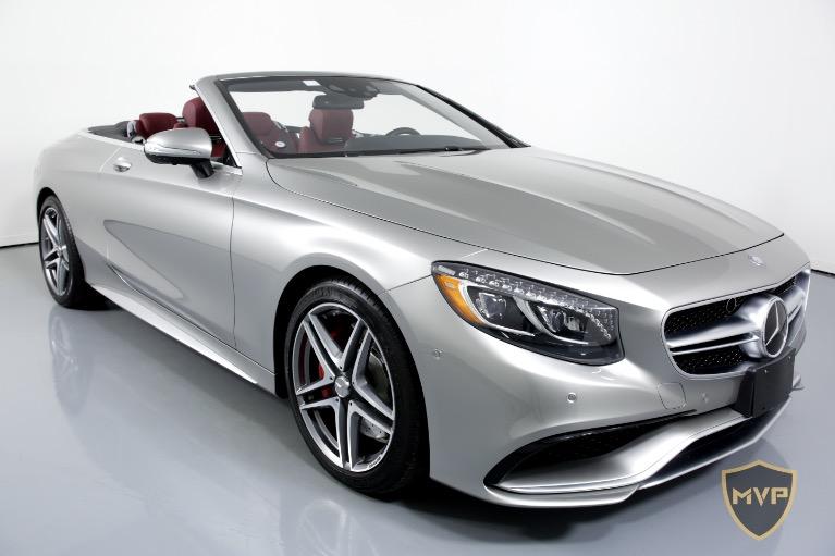 2017 Mercedes-Benz S63 AMG for sale $645 at MVP Atlanta in Atlanta GA 30318 3