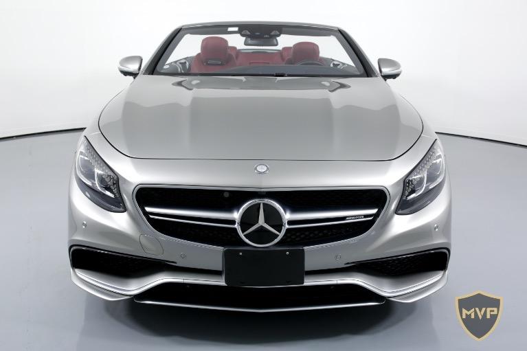 2017 Mercedes-Benz S63 AMG for sale $645 at MVP Atlanta in Atlanta GA 30318 4
