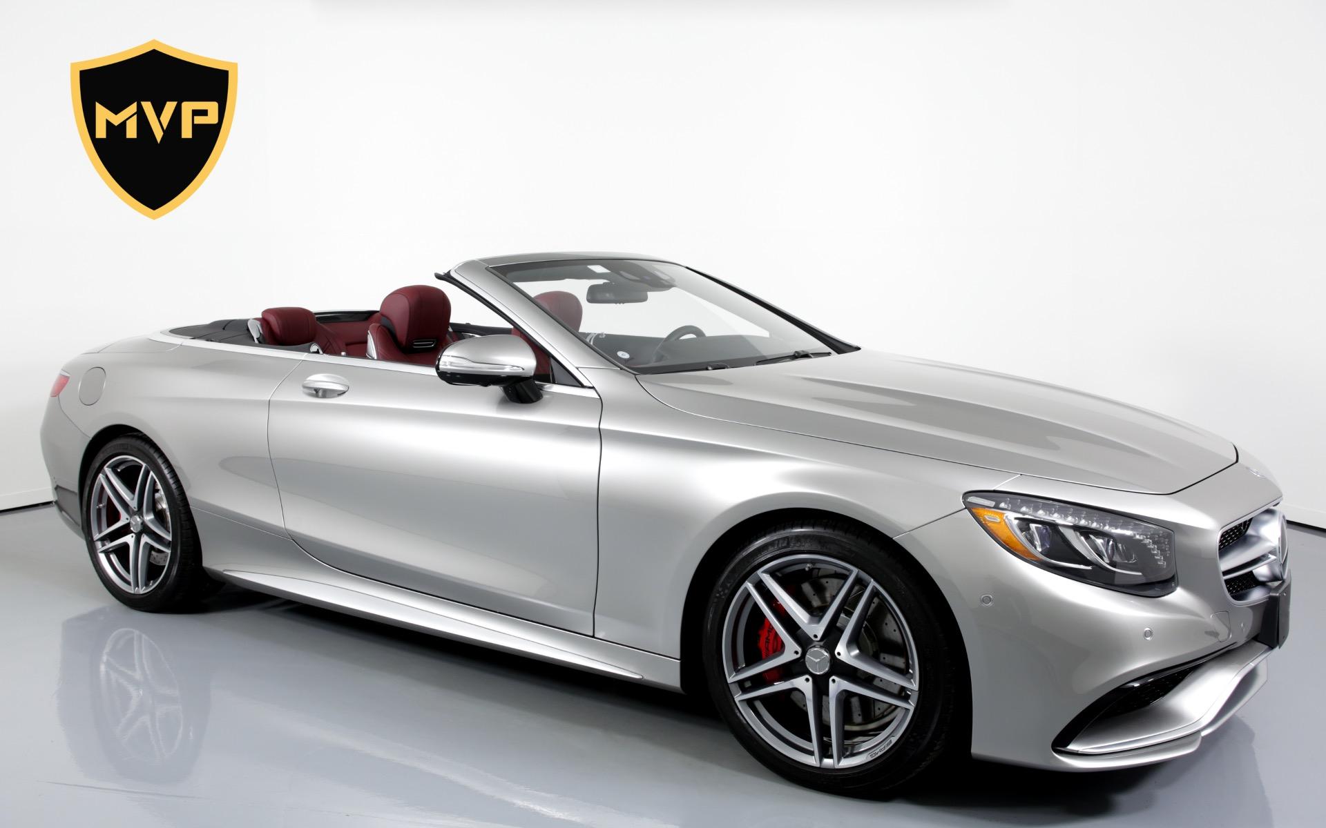 2017 Mercedes-Benz S63 AMG for sale $645 at MVP Atlanta in Atlanta GA 30318 1