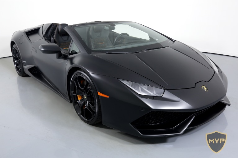 2017 LAMBORGHINI HURACAN for sale $1,199 at MVP Atlanta in Atlanta GA 30318 3