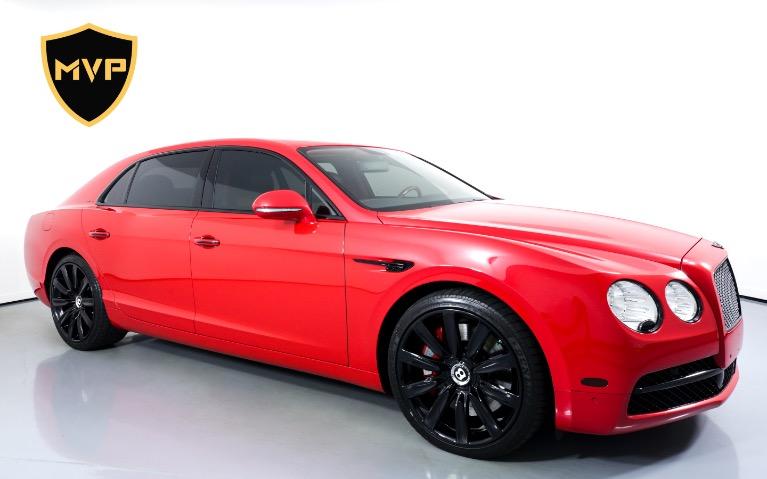 2016 Bentley Flying Spur for sale $1,049 at MVP Atlanta in Atlanta GA 30318 1
