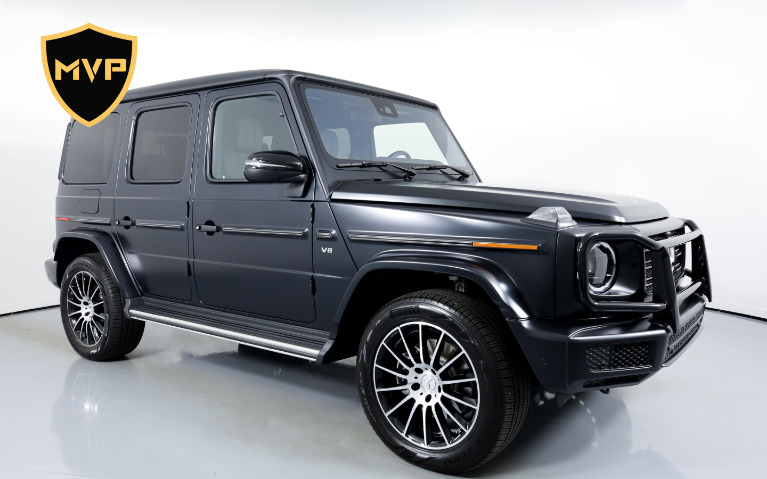 Used 2020 MERCEDES-BENZ G550 for sale $849 at MVP Atlanta in Atlanta GA
