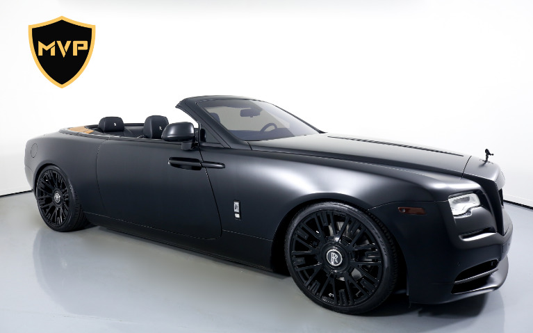Used 2016 ROLLS ROYCE DAWN for sale $1,499 at MVP Atlanta in Atlanta GA