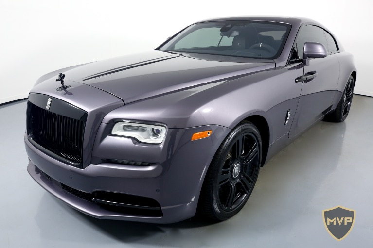2017 ROLLS ROYCE Wraith for sale $1,399 at MVP Atlanta in Atlanta GA 30318 4