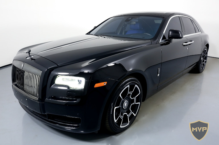 2017 ROLLS ROYCE GHOST for sale $1,199 at MVP Atlanta in Atlanta GA 30318 4