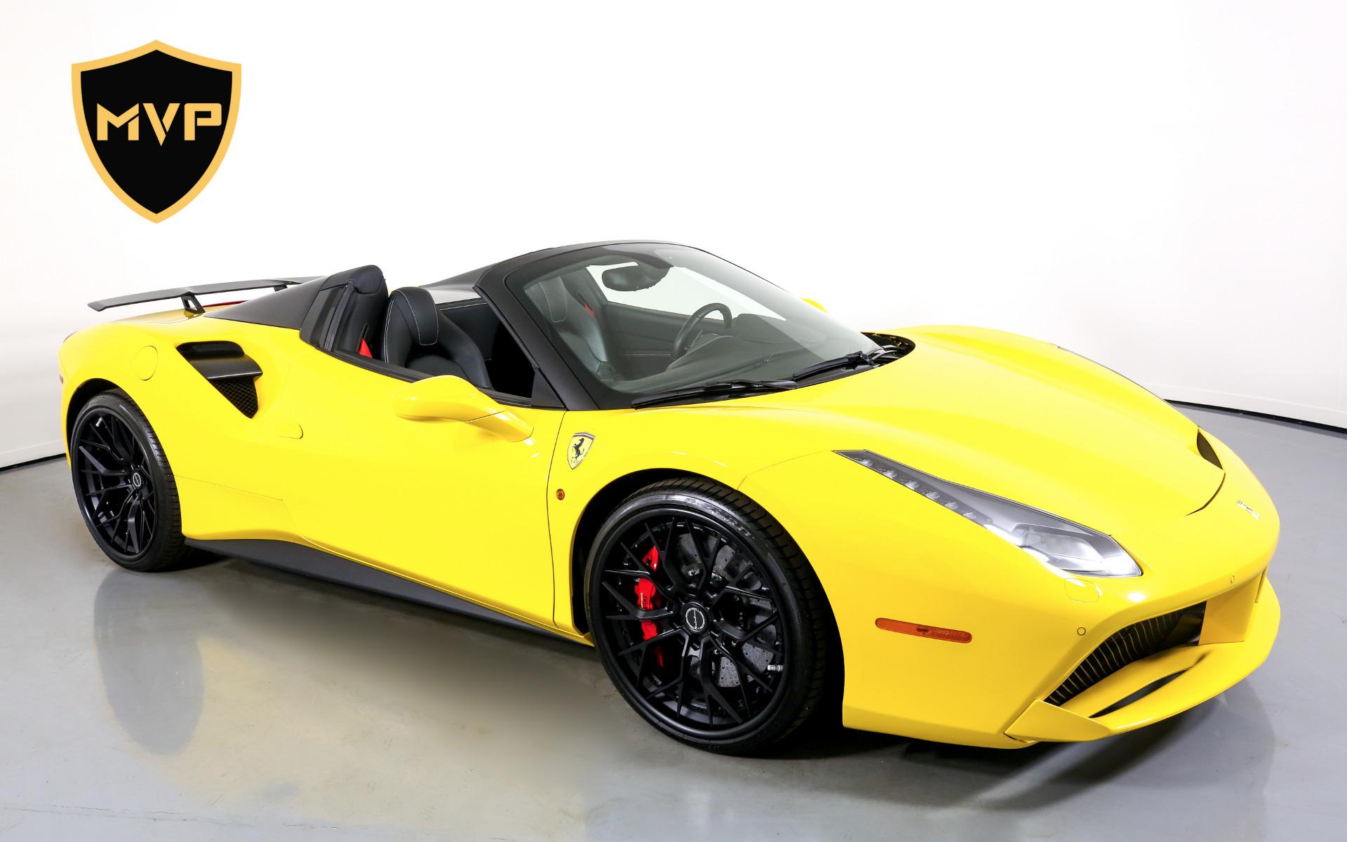 2017 FERRARI 488 for sale $1,599 at MVP Atlanta in Atlanta GA 30318 1