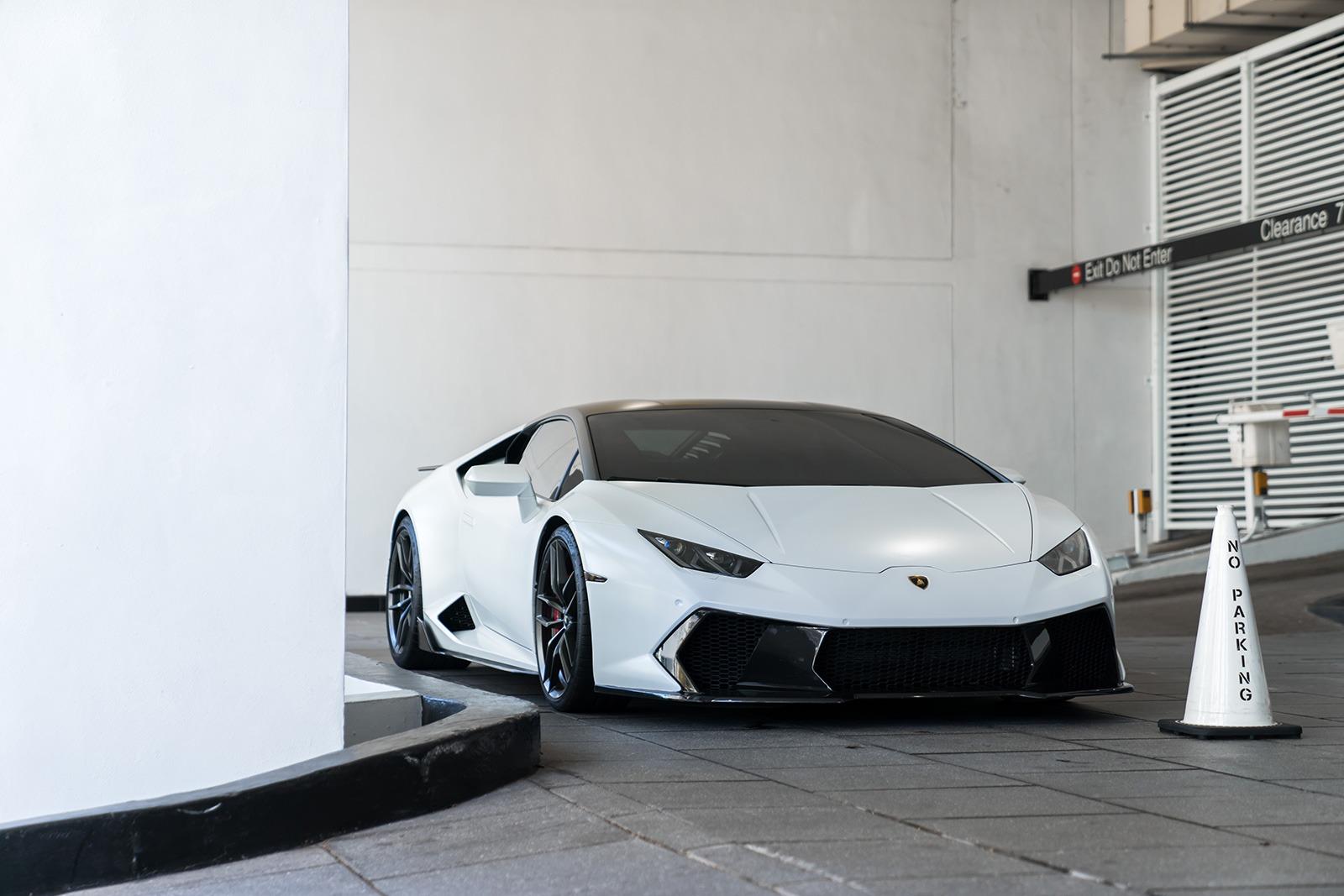 2017 Lamborghini Huracan Vorsteiner   Atlanta, GA