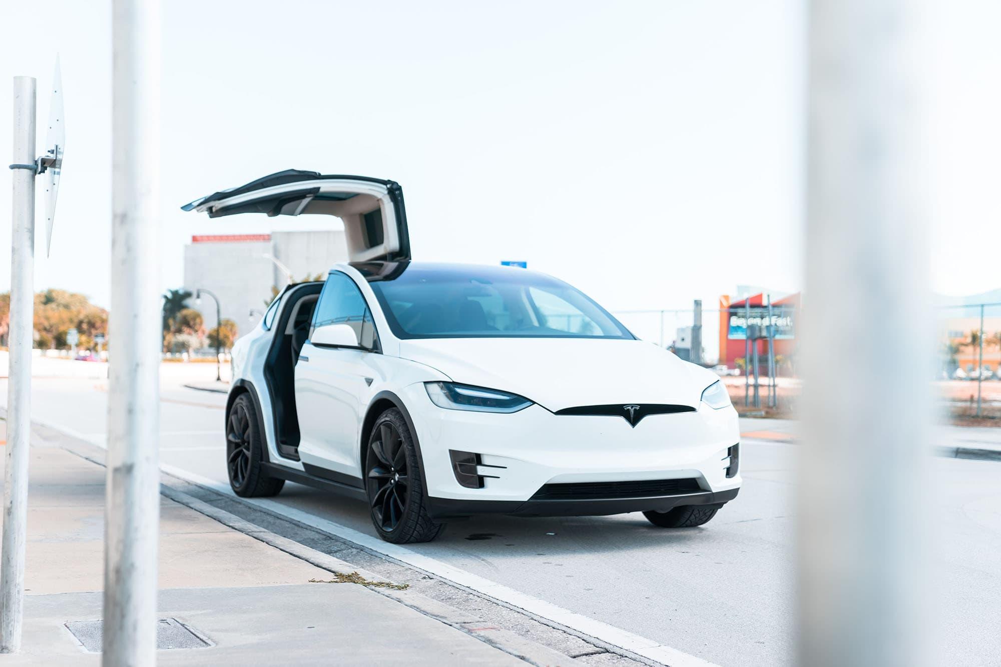 2017 Tesla Model X   Atlanta, GA