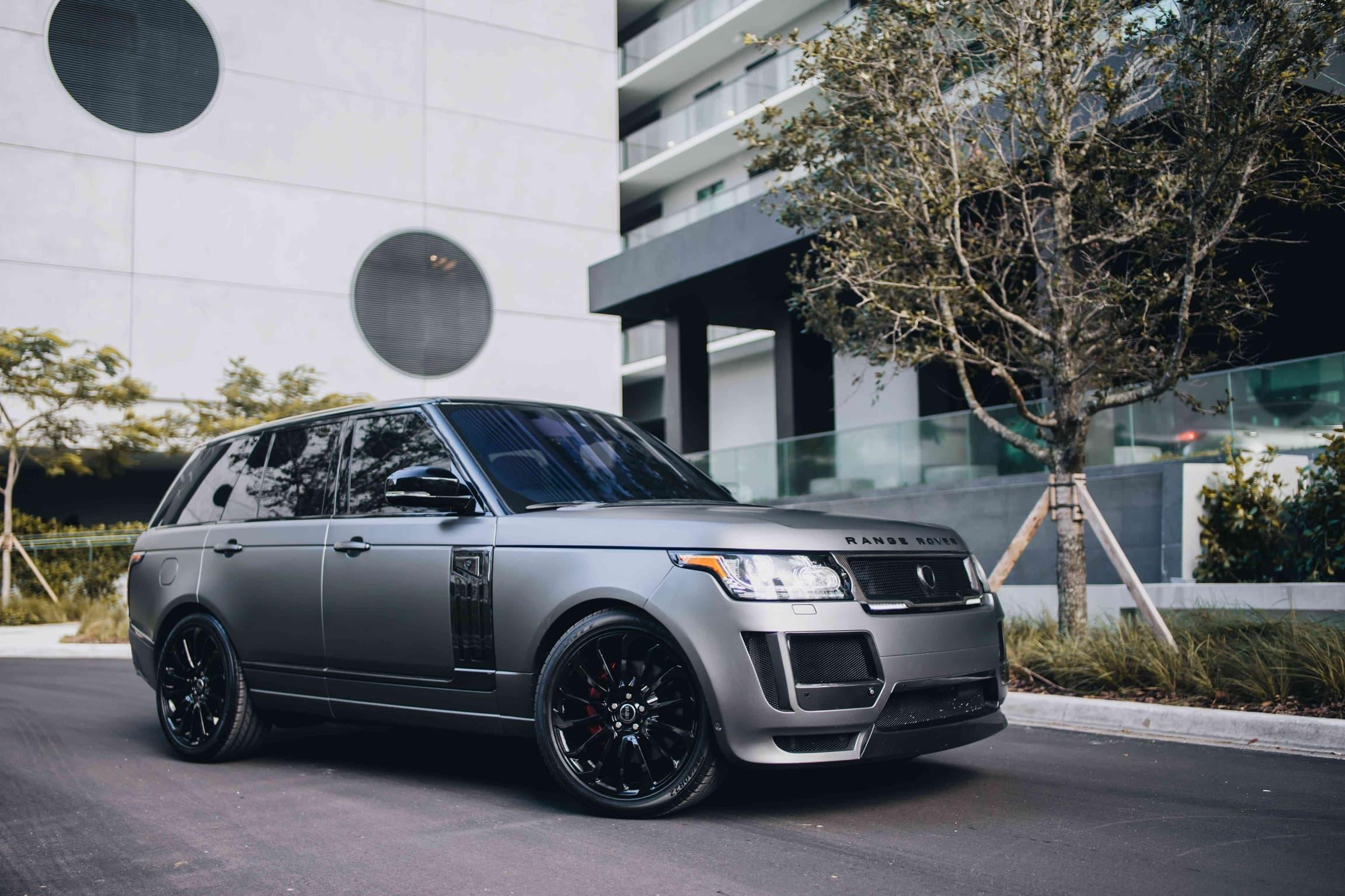 2017 Range Rover Autobiography Vorsteiner   Atlanta, GA