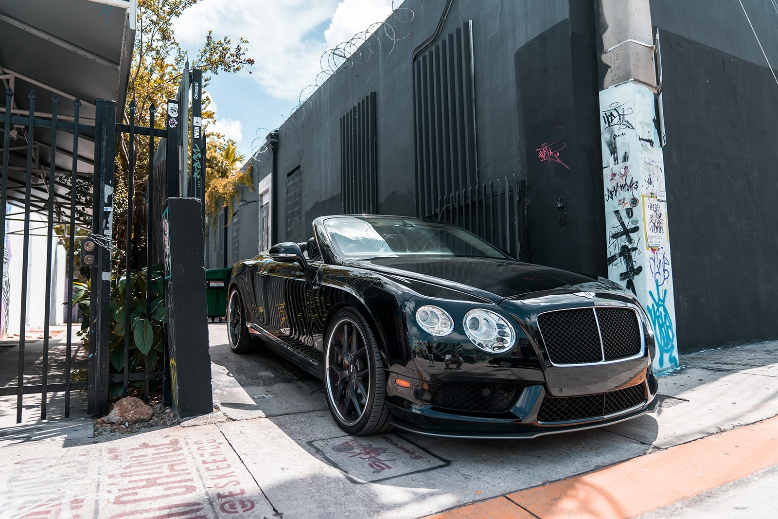 2016 Bentley GTC   Atlanta, GA