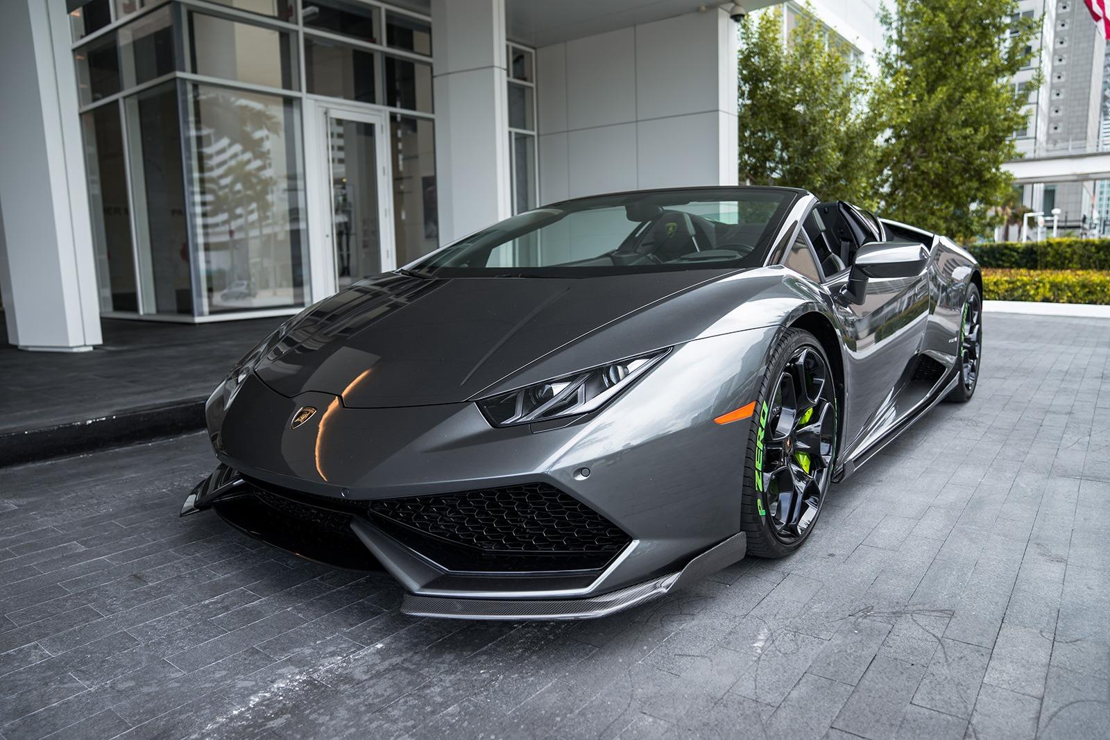 2018 Lamborghini Huracan Spyder   Atlanta, GA