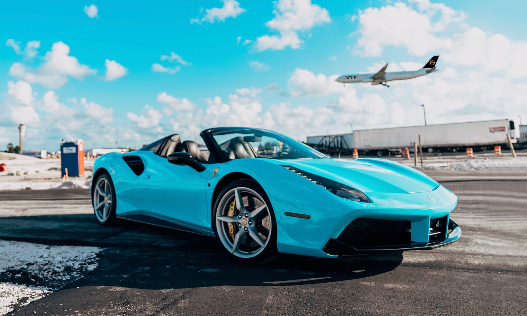 2018 Ferrari 488 Spider   Atlanta, GA