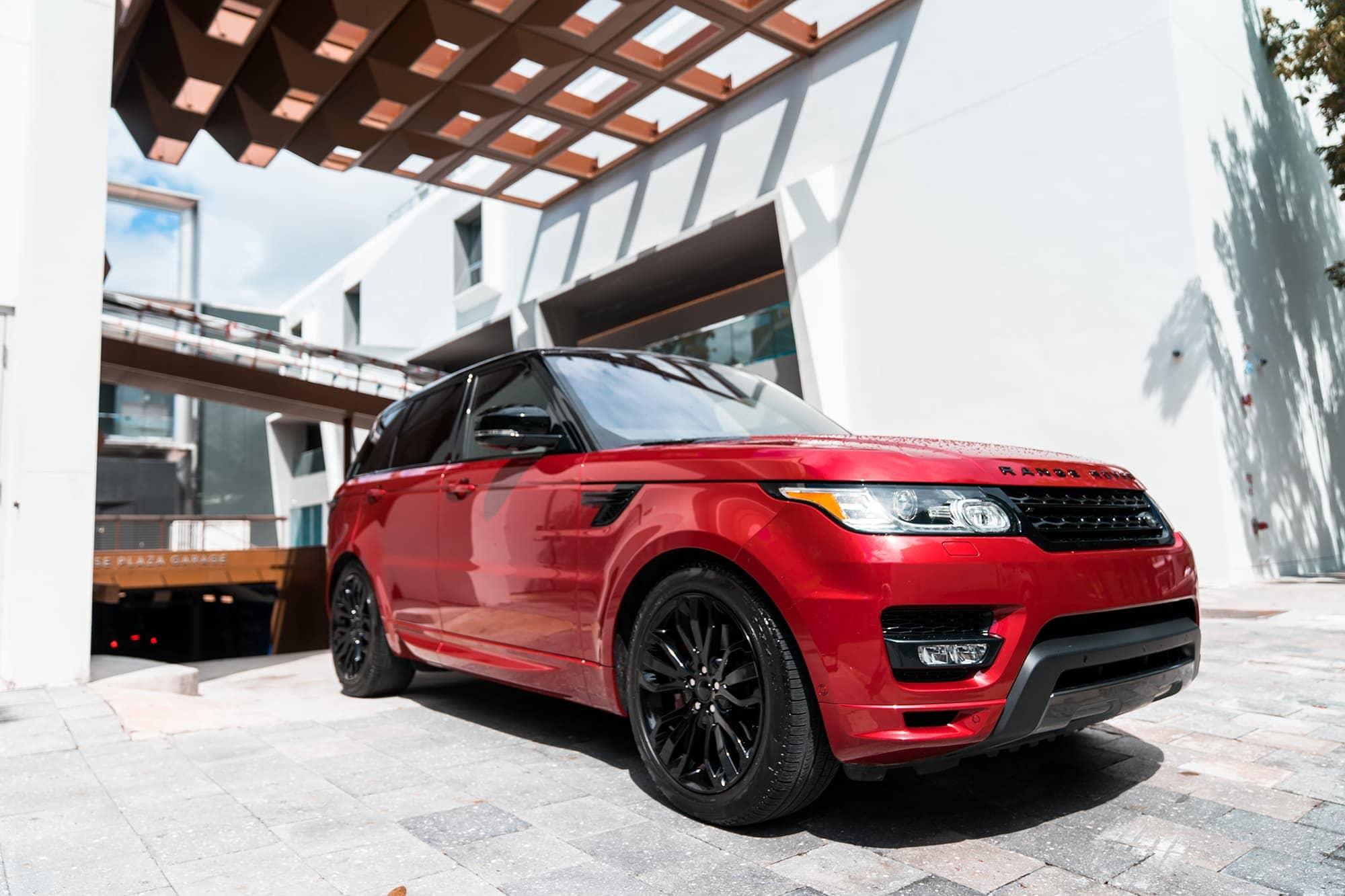 2017 Range Rover Sport Autobiography   Atlanta, GA