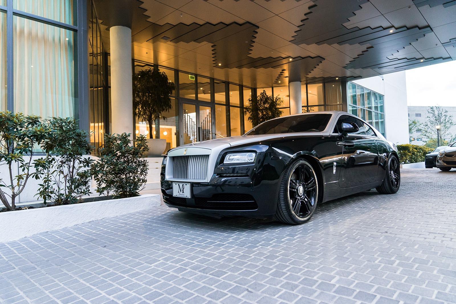 2017 Rolls Royce Wraith   Atlanta, GA