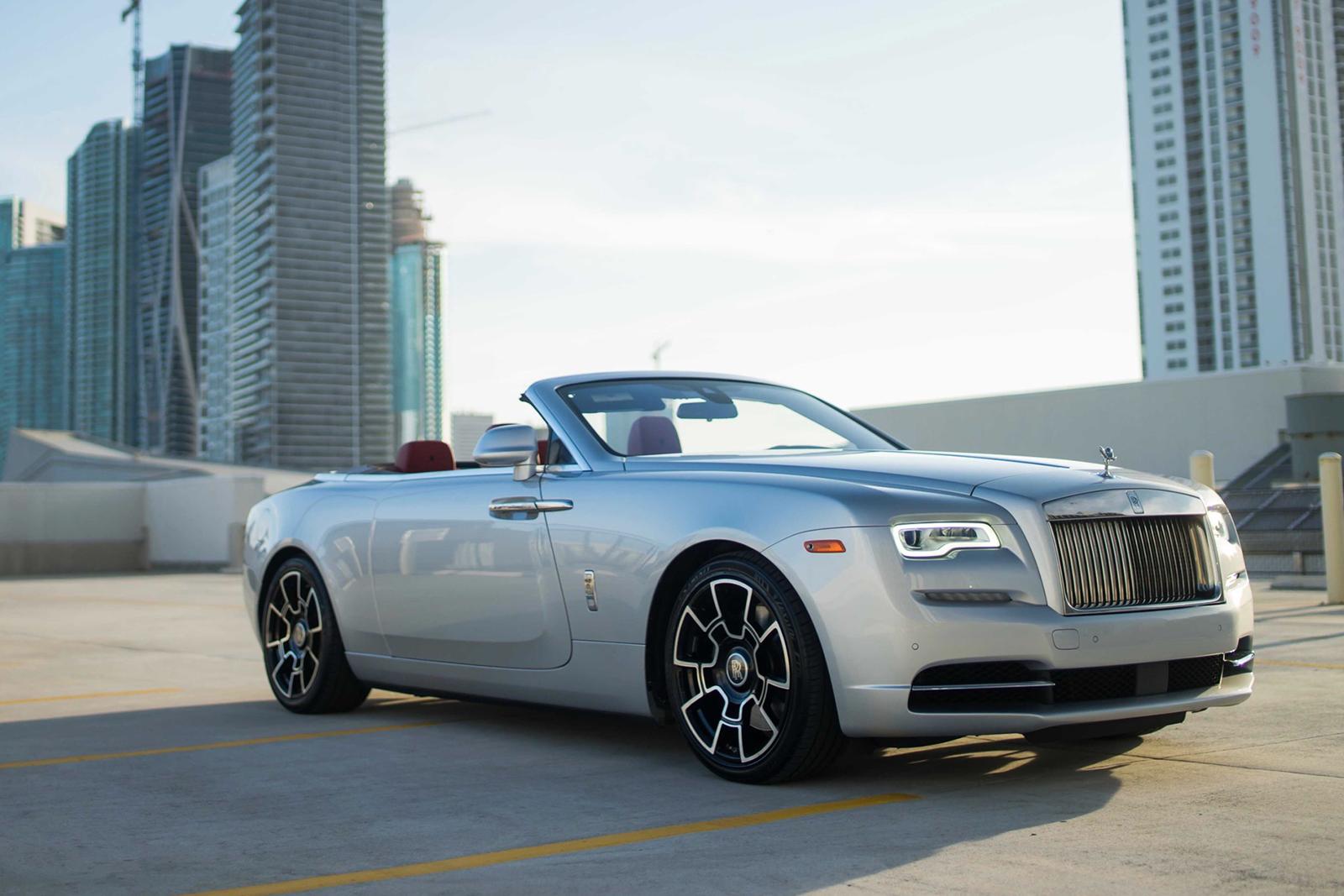 2018 Rolls Royce Dawn   Atlanta, GA