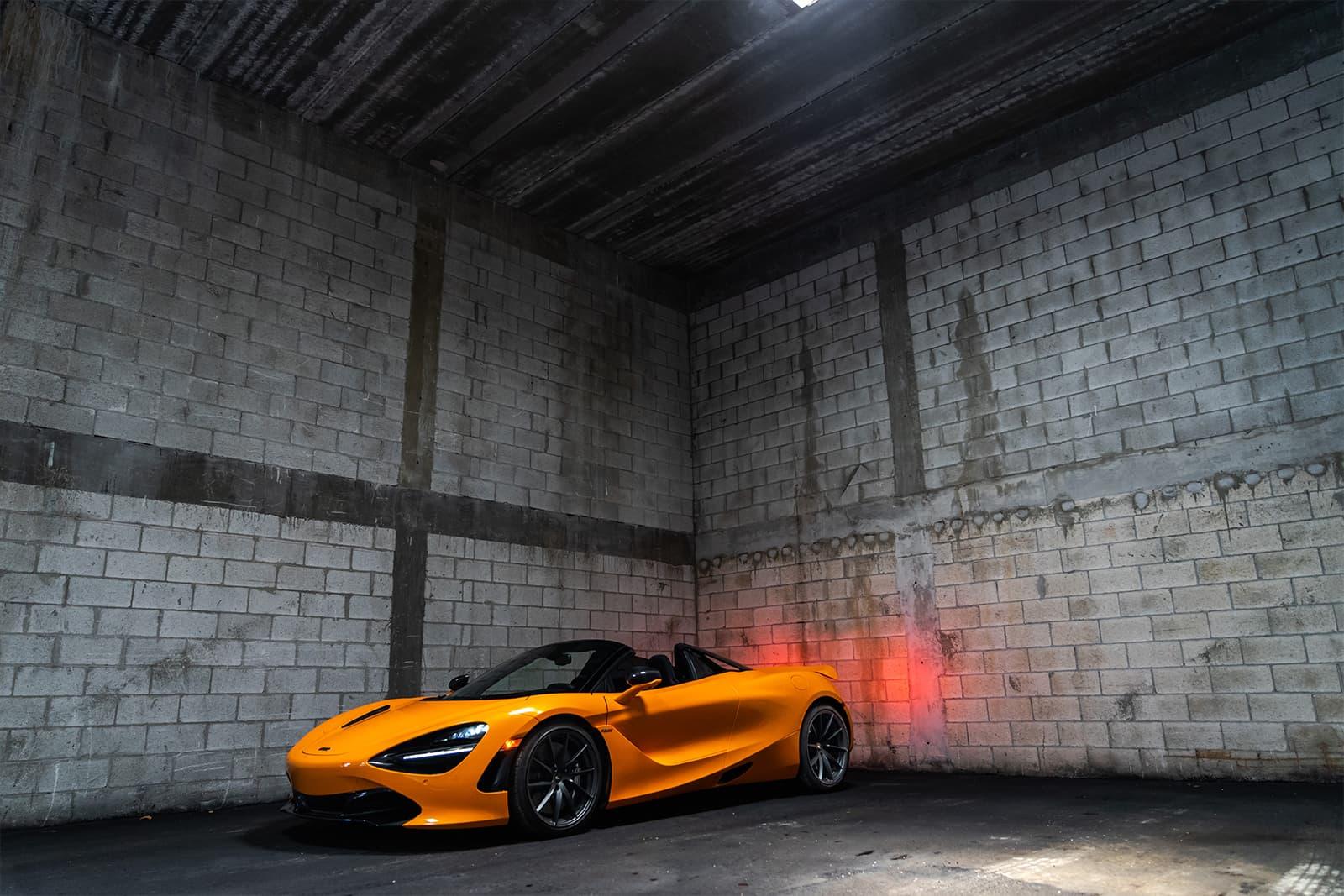 2020 Mclaren 720s Spider  2-Door Atlanta, GA