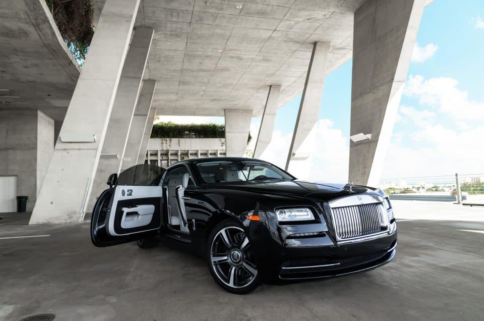 2017 Rolls Royce Wraith  2-Door Atlanta, GA