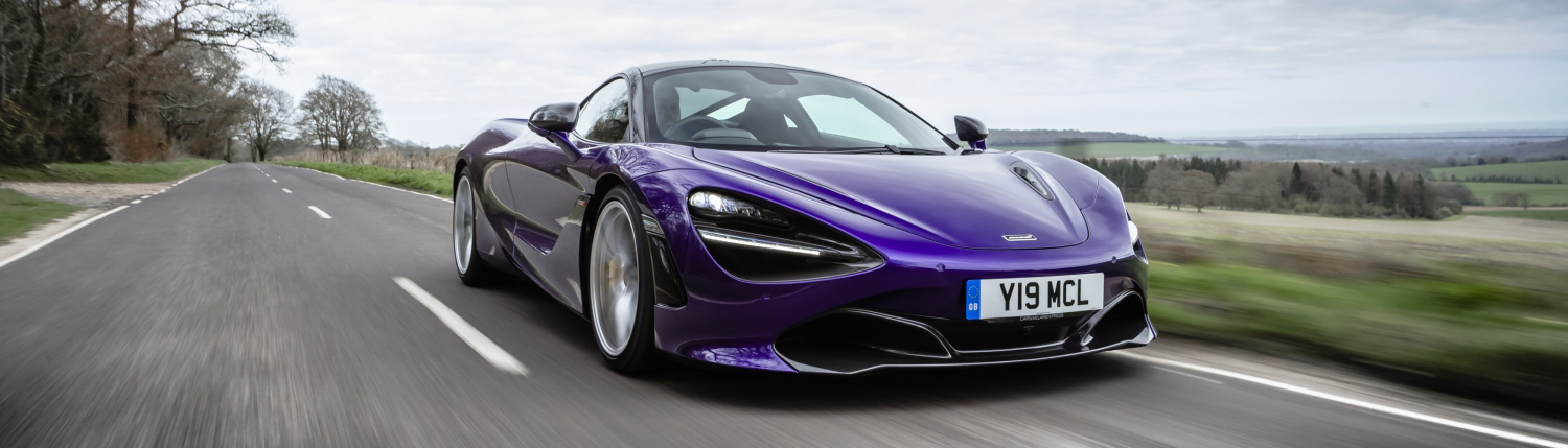Discover our exclusive McLaren models now available to rent at MVP Atlanta
