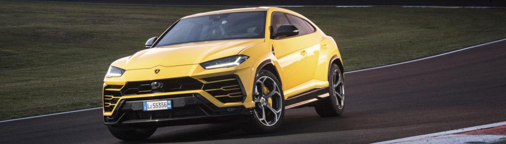 Rent a Lamborghini at MVP Atlanta Rentals