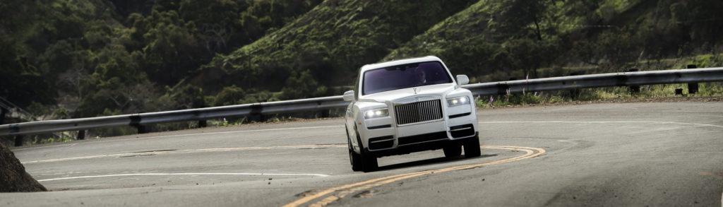 Rent a Rolls-Royce at MVP Atlanta Rentals