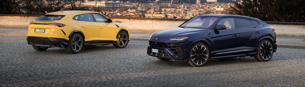 Lamborghini Urus Rentals