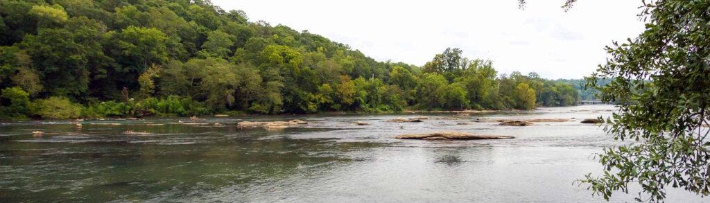 Cattahoochee River